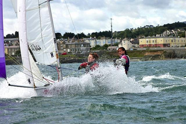 Friendships Through RS Sailing Key To Future Of Dinghy Classes Says All Ireland Champ