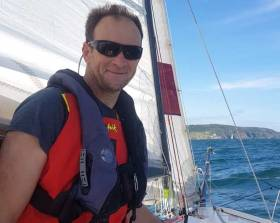 UK Sailmaker's Yannick Lemonnier is one of the most experienced offshore racers in the country