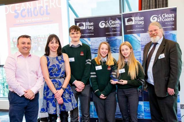 Clean Coasts Honours Ireland's Ocean Heroes Of 2018