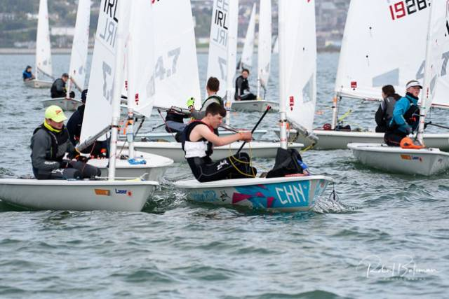 Youth Sailing Titles Decided at Royal Cork Yacht Club