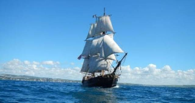 Tall Ship The Phoenix, left its home port of Charlestown Harbour in Cornwall yesterday and is due to arrive under full sail on Galway Bay on Thursday