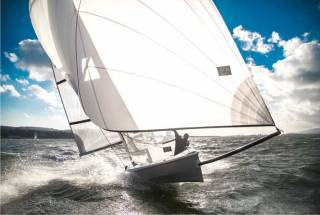 The RS400 UK and Irish dinghy National Championships will be held on Belfast Lough