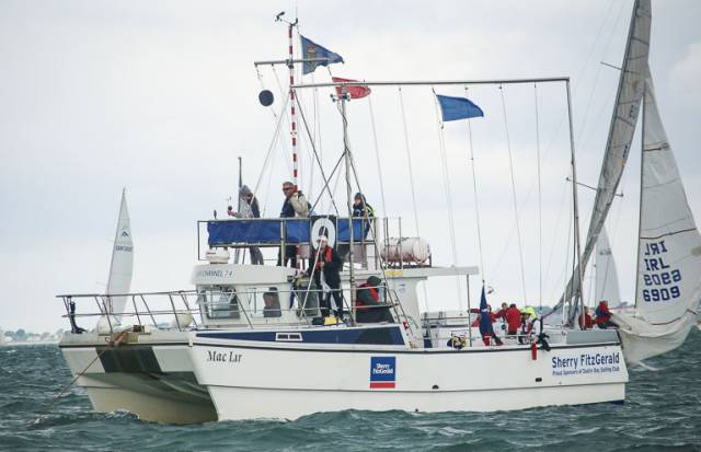 Dublin Bay Sailing Club Introduces Coastal Racing & Says Goodbye to Cruiser Challenge Event