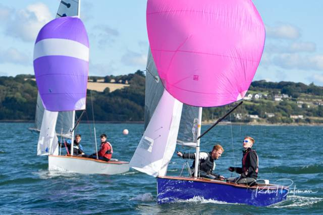 The GP14 Autumn Open was sailed at Royal Cork Yacht Club. Scroll down for photo gallery
