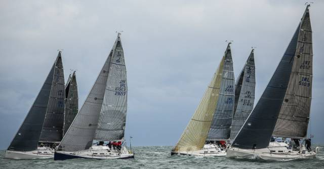 Should Dublin Bay Sailing Club Cruisers Zero & One Merge?