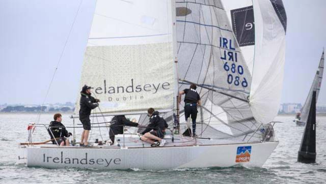 Irish Sailing has given organisers the green light to create an under twenty-five National Title, the first of its kind for the J24s