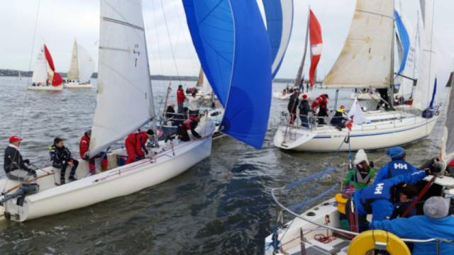 Notice Of Race For 2018 Royal Cork Winter Series