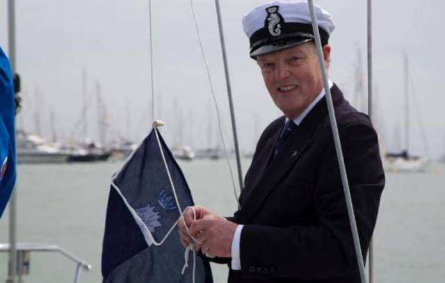 Dublin sailor Michael Boyd will be elected as Chairman of the IRC Congress in Dun Laoghaire today