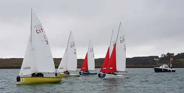 Team Racing at Baltimore, West Cork