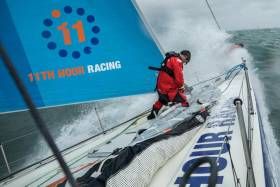 The Ocean Race & 11th Hour Racing Forge Partnership For Ocean Health On Earth Day