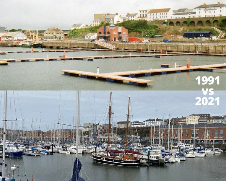 Stories Sought for South Wales Marina As it Celebrates 30 Years on Milford Haven