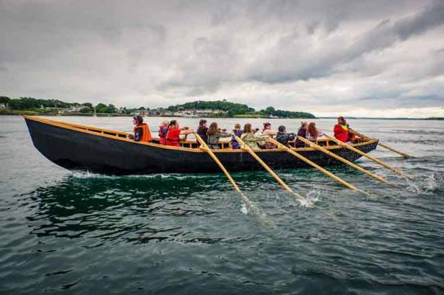 Cork Harbour Festival's Ocean to City - An Rás Mor is Back This Year for the Full Harbour Race!