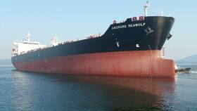 One of Ardmore Shipping's 27-strong fleet, Ardmore Seawolf (49,999dwt) a chemical/product tanker built in 2015