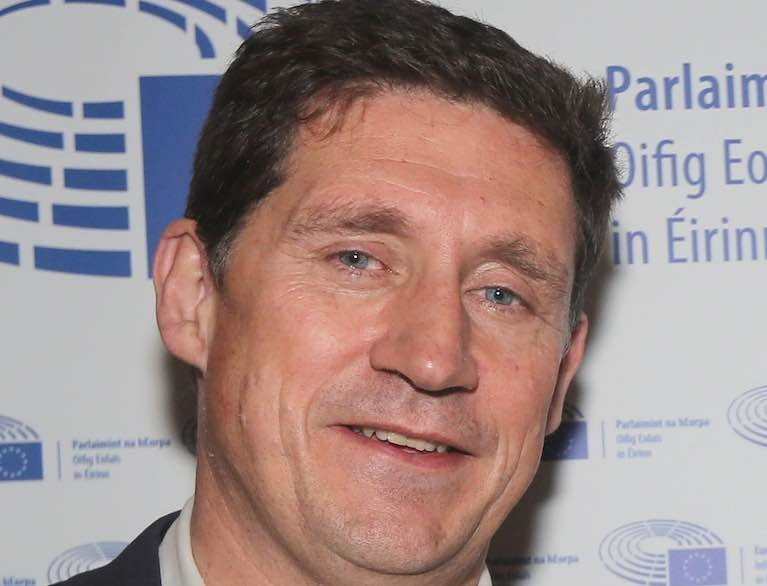Minister for the Environment, Climate and Communications, and Transport Eamon Ryan TD