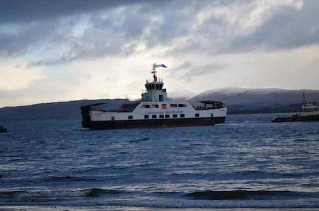 Newbuild, Catriona, one of only three sea-going passenger and vehicle roll-on, roll-off ferries in the world has begun sea trials, she is to enter service for CalMac next summer