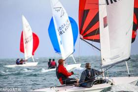 The Subaru-sponsored Flying Fifteen World Championships sets sail on Dublin Bay this September
