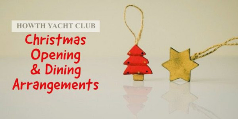Howth Yacht Club Reopens Doors for Christmas Dining & More