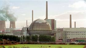 The Sellafield plant in Cumbria