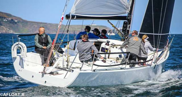 Andrew Algeo's  brand new J99 Juggerknot II from the Royal Irish Yacht Club is entered for the RSTGYC ICRA Nationals in June