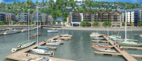 A previous proposal from developers Howard Holdings suggested a marina, apartments and shops for the Passage West docks but the plans were never realised.