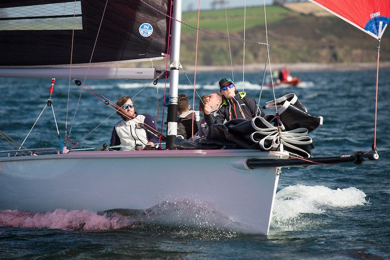 North Sails Ireland Congratulate 1720 Southerns Winner, 'Dutch Gold'