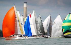 140 yachts will be competing in the Royal Ocean Racing Club's 2019 Myth of Malham Race