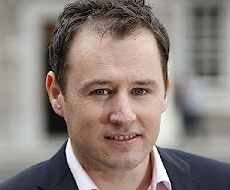 New Marine Minister Charlie McConalogue