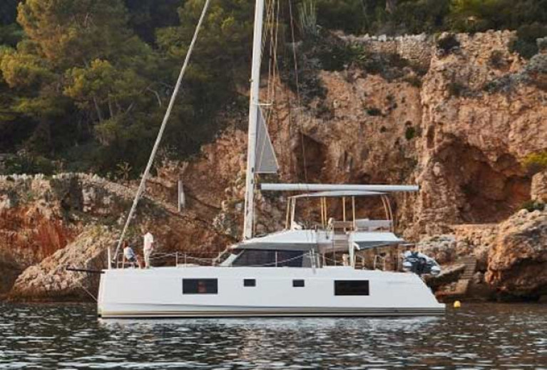 This new, 3 cabin, Nautitech 46 Fly is available for immediate delivery, equipped with everything you need to set sail!
