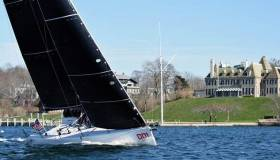 The first Melges IC37