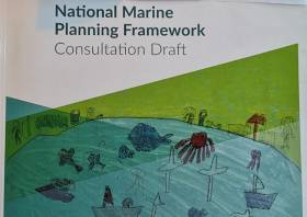 The Draft National Marine Planning Framework for public consultation will be published on Tuesday 12 November