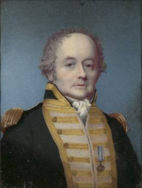 Captain Bligh (1754-1817) in 1800, eleven years after Mutiny on the Bounty, completed a survey of Dublin Bay in three months.