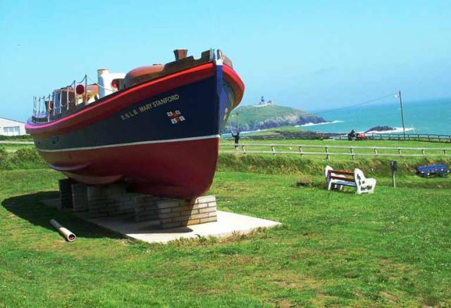 Historic Mary Stanford Lifeboat on display in Ballycotton