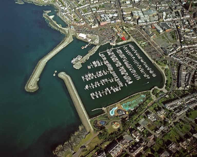 Is this the Silver Lining for Bangor Marina?