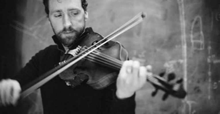 One of the guest musicians is renowned violinist Colm Mac Con Iomaire