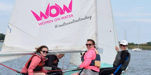RYANI Launches 'Women On Water' Programme For 2019