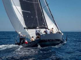 Black Soul 2 - Michel de Franssu's Code 1 3.02 Foiler will compete in IRC One
