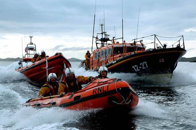 Clifden RNLI rescued six people in two separate call outs