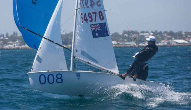 144 teams competed at the 420 Worlds in Fremantle, Australia
