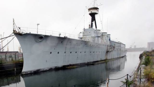 HMS Caroline, the sole surviving vessel from the Battle of Jutland, is opening to the public tomorrow, 1 June