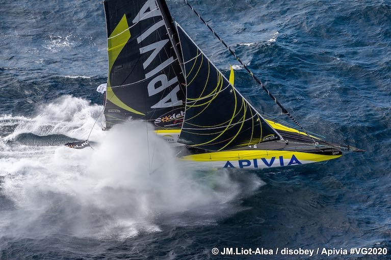 Every Minute Counts in Last 24 Hours of Vendee Globe Race