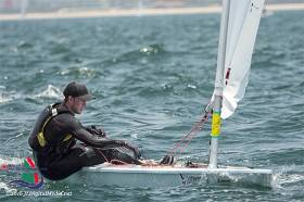 Finn Lynch is in 50th place after a gruelling Laser Worlds in Mexico