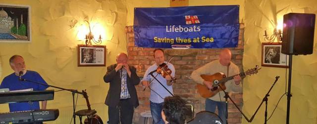 The recent gala evening of music in aid of Fethard RNLI