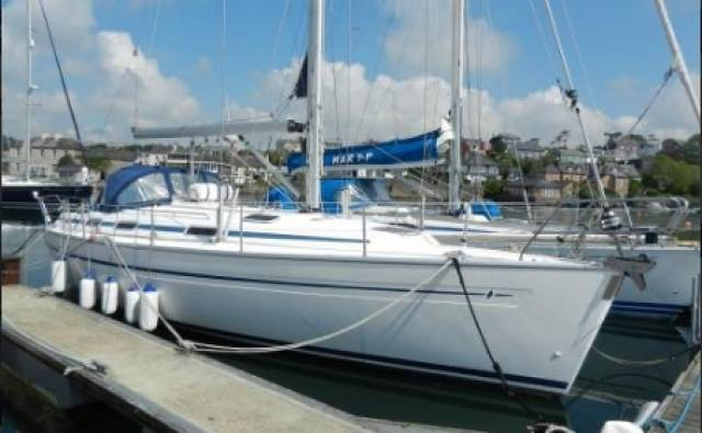 Bavaria 38 for sale on Afloat Boats for Sale