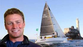 Kenny Rumball (above) will chat about his dinghy sailing and youth racing which was where he learned his skills