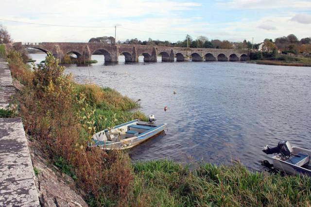 River Shannon Walkway Closed Over Culvert Faults At O'Briensbridge
