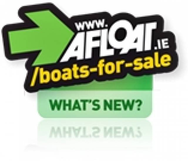 Afloat.ie: Christmas Spirit Arrives, a Zodiac RIB for under 10k!