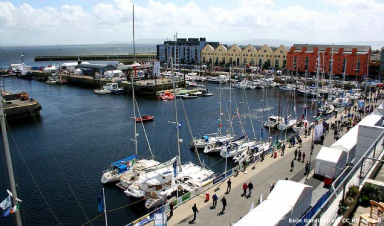 Galway city and its marine industry is likely to be the most severely affected, according to the report