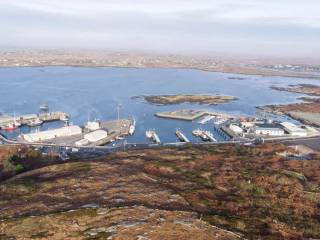 Rossaveal Harbour, Co Galway