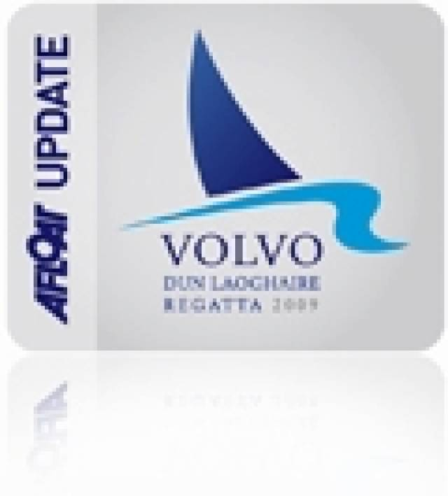 4c7607e5c0517 Entry List for 2011 Volvo Dun Laoghaire Regatta