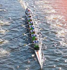 The Irish Masters Eight in Boston